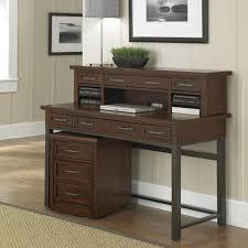 home office desk with hutch for desire e2 80 9a corner computer small desks spaces inside alymere home office desk