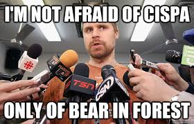 New Jersey Devils are Humongous Big Failure - Ilya Bryzgalov ... via Relatably.com