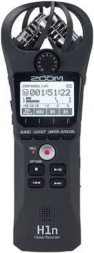 <b>Zoom H1n</b>/UK Handy Recorder: Amazon.co.uk: Musical Instruments