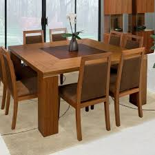 Square Dining Room Table With 8 Chairs Square Dining Room Tables For 8 Images Wk22 Shuoruicncom