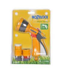 Набор для <b>полива</b> HoZelock 2347 с <b>пистолетом Multi Spray</b> 5 ...