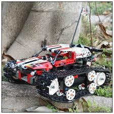 <b>New Technic</b> mechanical Series The <b>RC</b> Track <b>Remote-control</b> ...
