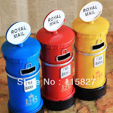 england style steps: order paper boxes famu online min order mixed items england style royal mail iron money saving box postbox coin saver house