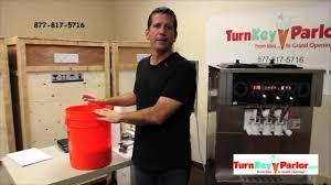 <b>Frozen Yogurt</b> Machine - <b>Frozen Yogurt</b> Powder <b>Mix</b> Cost Per Ounce ...