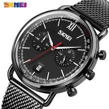 <b>SKMEI</b> Luxury <b>Fashion Women</b> Watches Men Quartz Wristwatches ...