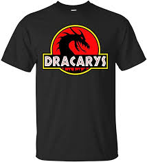 <b>Dracary's</b> Mother of Dragons Park Jurassic Parody <b>T</b>-<b>Shirt</b>