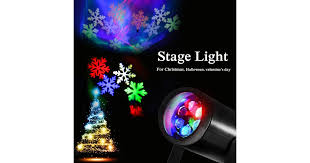 LED <b>Laser Projector</b> Lamps Stage Light <b>Halloween Christmas</b> Party ...