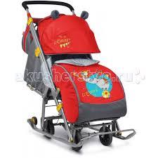 <b>Санки</b>-<b>коляска Ника Детям</b> 7 - Акушерство.Ru