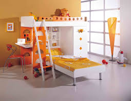 full size of cute bunk beds for kids with desk underneath orange bedroom decors and paint awesome modern kids desks 2 unique kids