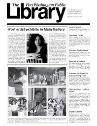 press rachelle krieger library news