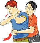 Images & Illustrations of heimlich maneuver