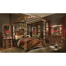 quick view bedroom set light wood vera