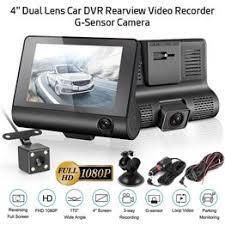 New 4-Inch Car Dvr 3 Camera Driving Recorder Integrated ... - Vova