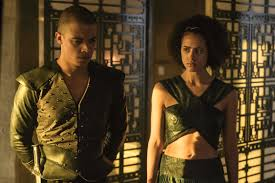 Image result for grey worm missandei