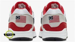 <b>Nike</b> pulls shoe with <b>original</b> Betsy Ross U.S. flag at Colin ...