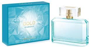 <b>Roberto Verino Gold Diamond</b> ~ New Fragrances