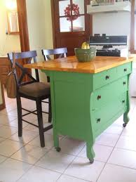 antique kitchen islands for sale diy cute and green kitchen island idea made of antique dresser for sma