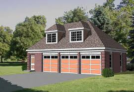 Cool House Plans Garage Apartment   Carriage House Garage Plans        Cool House Plans Garage Apartment   Garage With Living Quarters Plans