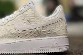 nike air force 1 croc off white air force crocodile white