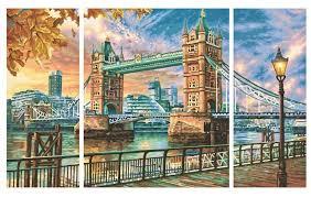 "Schipper <b>Картина по номерам</b> ""Тауэрский мост"" <b>50х80</b> см ..."