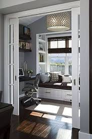 great contemporary home office love that outsized light fixture and the way it fills the ceiling lighting fixtures home office