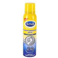 <b>Дезодорант</b>-<b>антиперспирант Scholl</b> Fresh Step для ног 150мл ...