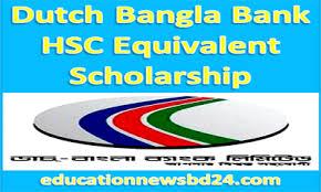 DBBL HSC Equivalent Scholarship 2018