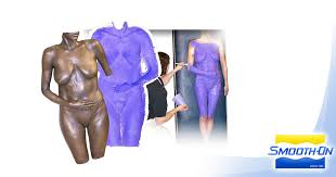 Body Double™ Series, Skin Safe Lifecasting <b>Silicone</b> Rubber ...
