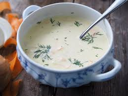 Creamy <b>Norwegian Cod</b> Soup (Torskesuppe) - North <b>Wild</b> Kitchen