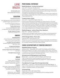 resume skill print laine bruzek resume
