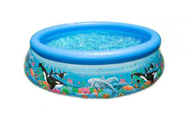 "<b>Бассейн Intex надувной</b> ""Ocean reef set pool"" 366х76 см 28134 ..."