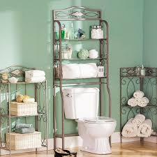 bathroom storage shelves decors