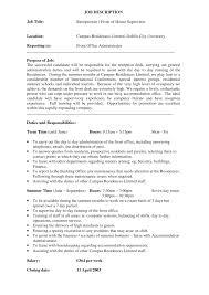salon receptionist job duties resume  resume salon receptionist job description duties front office medical resume smlf