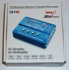 SkyRC iMax B6 mini глазами электроника