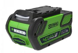 <b>Аккумулятор Greenworks</b> G-MAX 40V 6 А/ч - <b>Greenworks</b> Russia