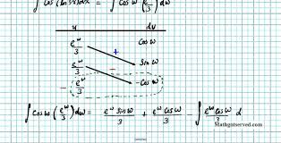 integration by parts part iii tabular integration integrate e^x integration by parts part iii tabular integration integrate e^x cosx e^xsinx cos 2x cos nx