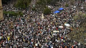 Global climate strike Melbourne live: Rally to cause Melbourne CBD ...