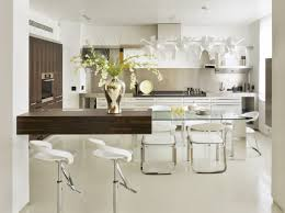 size dining room contemporary counter:  kitchen large size modern design for kitchen dining room sets on sleek floor under unusual