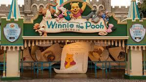 The Many Adventures of <b>Winnie the Pooh</b> | Hong Kong Disneyland ...