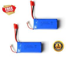 3 Pcs <b>7.4v 2500mah</b> Power Lipo <b>Battery for</b> Syma X8w X8c X8g ...