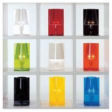 140 take 12 h table lamp with empire shade by ferruccio laviani for kartell battery lamp ferruccio laviani monday
