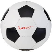 <b>Мяч футбольный Hat-trick</b>, черный (артикул 6960.30) - Проект 111