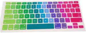 <b>Rainbow Gradient</b> Series Silicone Keyboard Cover Skin <b>for</b> ...
