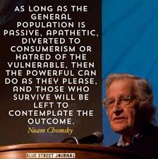 36 Best Noam Chomsky Quotes and Sayings - Quotlr via Relatably.com
