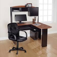 large size of desk captivating workstation computer desk manufactured wood construction brown laminate finish top captivating home office desktop