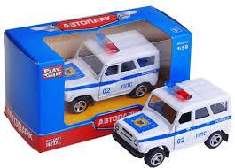 Купить игрушку <b>Play Smart Полиция арт</b>. 6401E металл ...