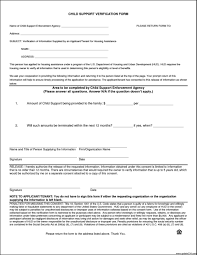 voluntary child support agreement template template com voluntary child support agreement template