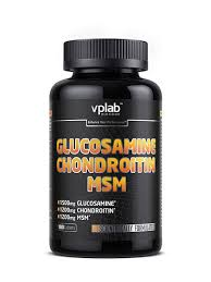 Добавка для суставов и связок Glucosamine Chondroitin MSM ...