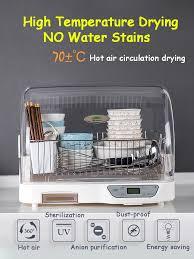 Desktop Kitchen Small Mini Dish <b>Chopsticks</b> Tableware Dryer High ...