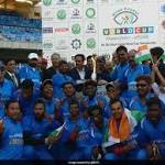 Blind Cricket World Cup: Sachin
